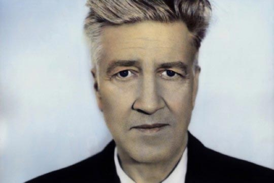 Youssef Nabil, David Lynch, Paris 2007, Hand-Colored Gelatin Silver Print