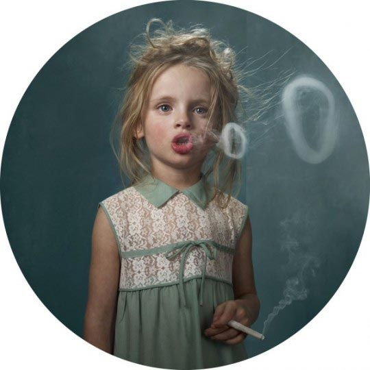Frieke Janssen, Smoking Kids