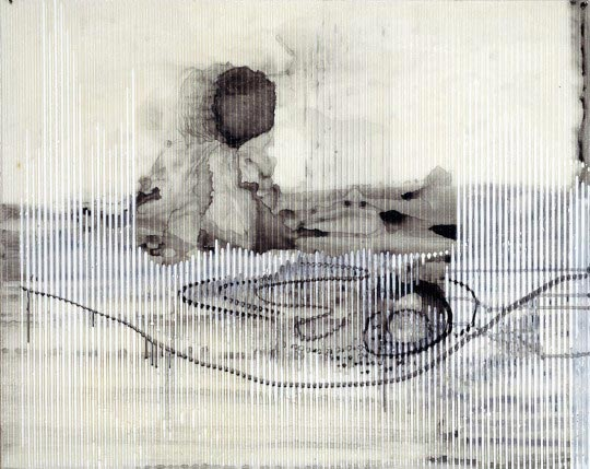 A Conflict that has long been resolved, 2007 Sigmar Polke