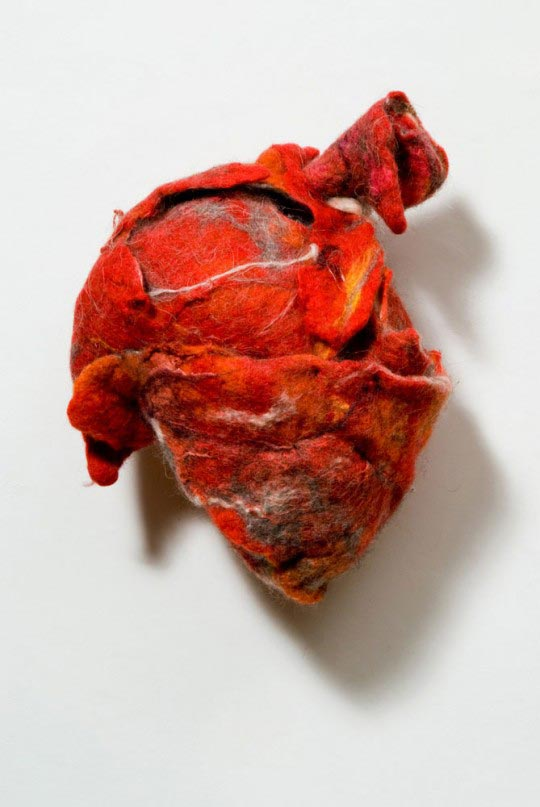 Heart (awakening), 2007 Janice Gordon