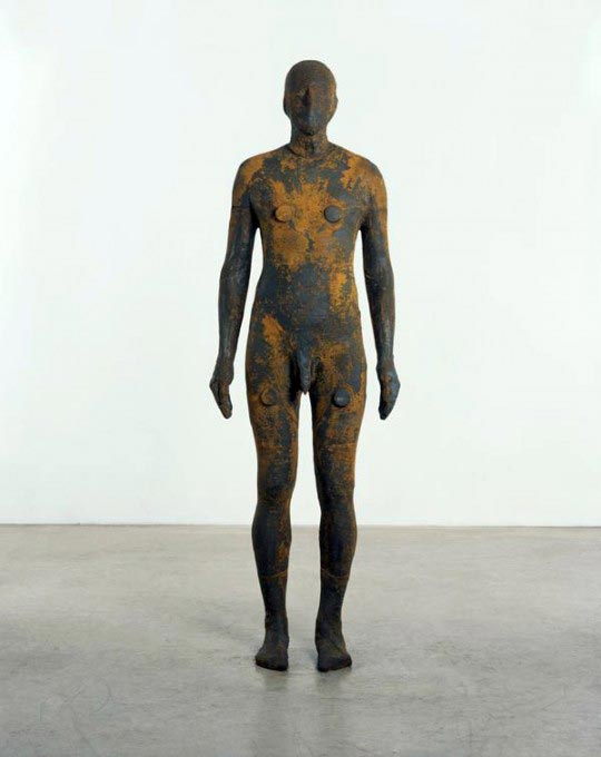 Antony Gormley, Another Time III, 2006