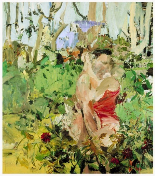 Cecily Brown, Couple