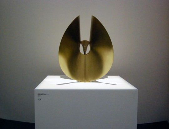Naum Gabo, Bronze Spheric