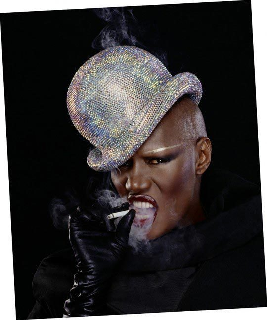 Jean-Paul Goude, Grace Jones, V magazine, Paris, 2009