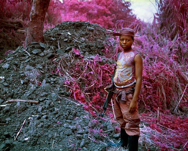 Richard Mosse - Growing Up In Public, North Kivu, Eastern Congo, 2011