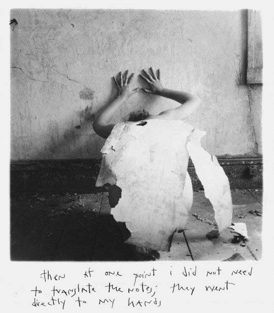 Francesca Woodman, Untitled, New York, 1978-1980