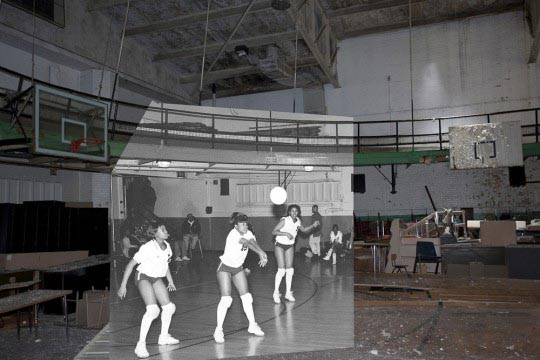Detroit Urbex, Now and Then