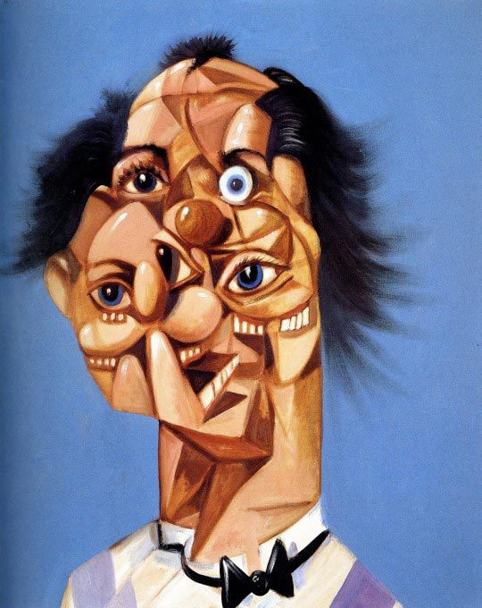 George Condo, Jean Louis Mind