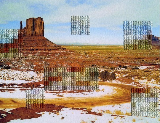 Diane Meyer, Monument Valley
